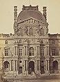 Édouard Baldus, The Pavillon Denon, Louvre, Paris - Getty Museum.jpg