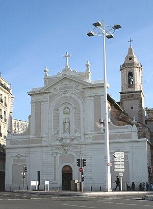 Église Saint-Ferréol les Augustins - Image: Église Saint Ferréol les Augustins