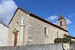 Église St Hilaire Proulieu Lagnieu 5.jpg