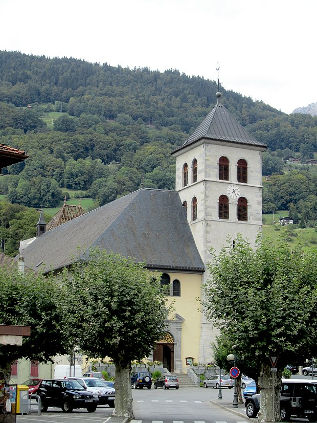 Monument historique à Sallanches