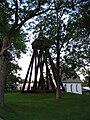 Öjaby kyrka klockstapel (by aleehk82 at Flickr).jpg