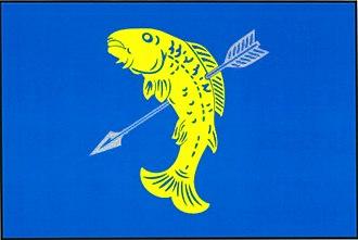 Častolovice - Image: Častolovice vlajka