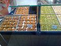 Şekerpare, baklava and nuriye.jpg