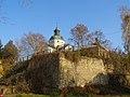 Бердичів, Соборна пл. 25, Фортечні мури з баштами та келіями.jpg