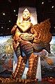 Буддийский мифический персонаж - panoramio.jpg