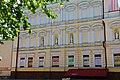 Будинок театру Монте (скульптури), Миколаїв вул. Адміральська, 27.JPG