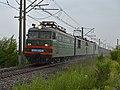 ВЛ10-1029, Россия, Самарская область, перегон пост 1124 км - пост 1114 км (Trainpix 199493).jpg