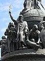 Великий Новгород - Памятник Тысячелетию России (фрагмент) 1.jpg