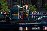 Военный парад на Красной площади 9 мая 2016 г. (56).jpg