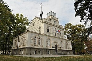 Belgrade Observatory - Astronomical and meteorological observatory from 1891 to 1924