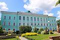 Житомир, Будинок колишньої чоловічої гімназії в якій навчався В. Г. Короленко, Вул. В. Бердичівська 40.jpg