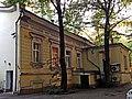 Загородная вилла Оконешникова. Боковой (северо-восточный) фасад.jpg