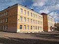 Здание, где в годы В. О. В. размещался лечебный корпус эвакогоспиталя № 946, улица Советская, 43, Улан-Удэ, Бурятия.jpg
