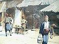 "Зеница - 1903 - ""Дорфлебен"" (Сеоски живот), Рихард Конрад Кромар фон Хохенволф 2.jpg"