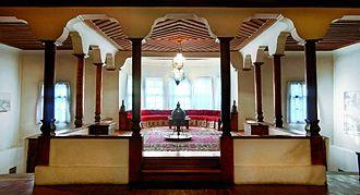 Princess Ljubica's Residence - Image: Конак кнегиње Љубице унутра