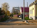 Кострома. Переулок №3 от Советской в пгт Красное. 8-10-2011г. - panoramio.jpg
