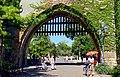 Крепостные ворота. Вход в замок - panoramio.jpg