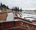 Лестница парадная, фрагмент, Кирицы, Спасский район, Рязанская область.jpg