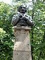 Майдан Театральний памятник М В Гоголю.jpg