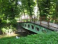 Місток у замковому парку, Жовква.jpg