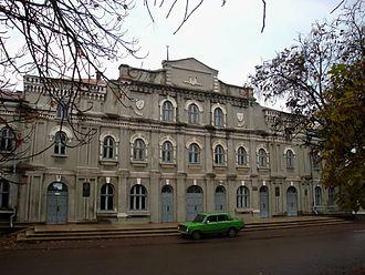 Oleksandriia - Oleksandriia theatre
