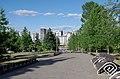 Парк у Национальной библиотеки - panoramio.jpg