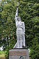 Переорки, Пам'ятник воїнам–односельчанам загиблим на фронтах ВВВ.jpg