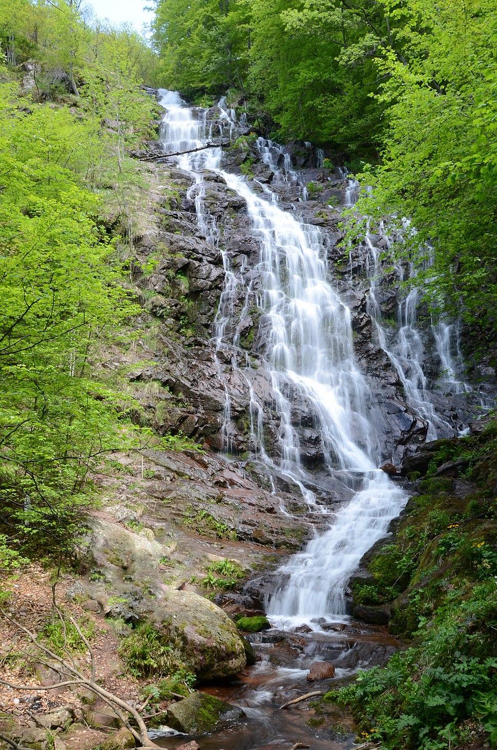 Пиљски водопад на Старој планини