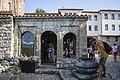 Свети Наум Охрид - посетители, 2014.JPG