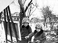 Сергей и Женя Спасские. Тифлис. 1910-е годы..jpg