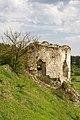 Сидорівський замок. Залишки.jpg