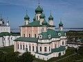 Успенский Горицкий монастырь в Переславле-Залесском 2003.JPG