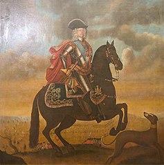 Portrait of Field Marshal Boris Sheremetev