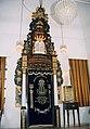 ארון הקודש בבית הכנסת של ראשוני החסידים בטבריה.jpg
