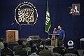 همایش هیئت های فعال در عرصه خدمت رسانی در قصر شیرین که به همت جامعه ایمانی مشعر برگزار گشت Iran-Qasr-e Shirin 03.jpg