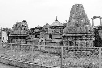 Siddhpur - Ruins of Rudramahal