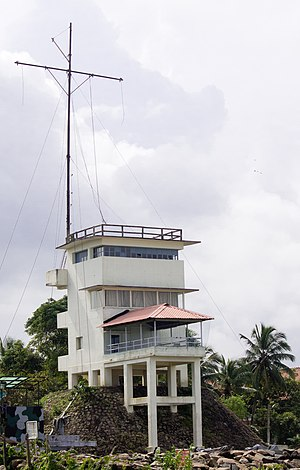 Vypin lighthouse