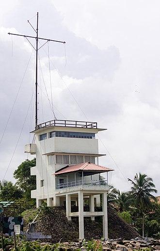 Vypin lighthouse - Image: കൊച്ചി വിളക്കുമാടം 01
