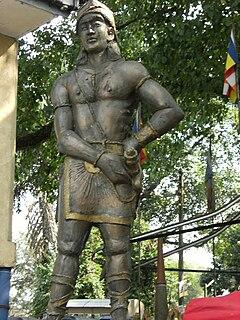 Rajasinha I of Sitawaka Sri Lankan king of Sitawaka from 1581 to 1593