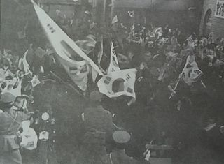 March 1st Movement 1919 Korean public display of resistance against Japanese rule
