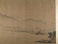 明? 佚名 (舊傳)夏珪 長江萬里圖 (後半卷)-River Landscape after Xia Gui MET DP166152.jpg