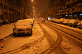 - 01 ITALY (Milan) Snow and Automobiles.JPG