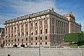 00 5199 Stockholm, Riksdagshuset im Stadtteil Gamla Stan.jpg