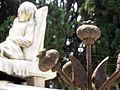 012 Cementiri del Poblenou, reixa en forma de flors de cascall.jpg