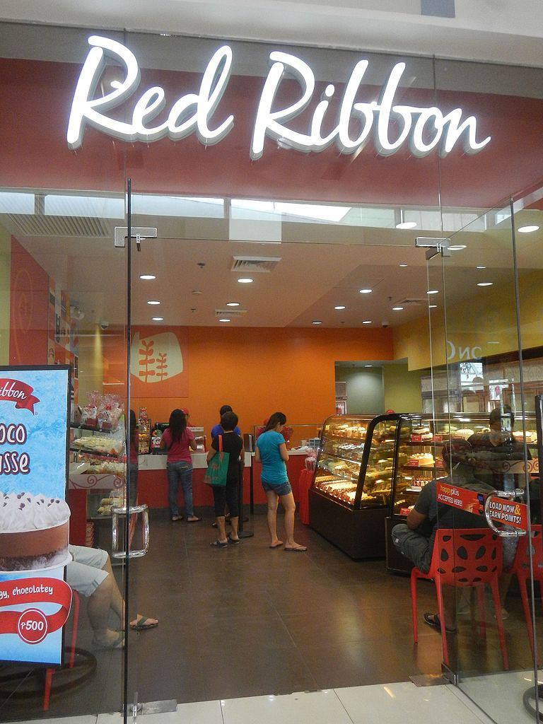 Red Ribbon Bakery Cake Prices