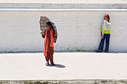 0514 Seeking Shadow Kathmandu Bodnath 2006 Luca Galuzzi