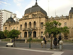 Tucumán Government Palace - The Tucumán Government Palace