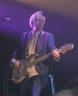 Chris Cross English bass guitarist