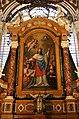 0 San Luigi dei Francesi - ' St Louis ' retable de Plautilla Bricci.JPG