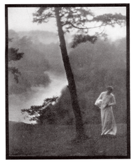 104 Landscape with Figure-Clarence H White.png